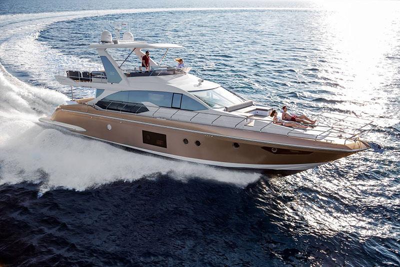 yachts middle east - Azimut - Azimut 66