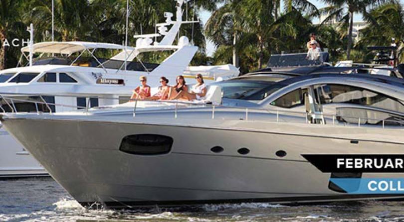 Yachts Miami Beach 2016