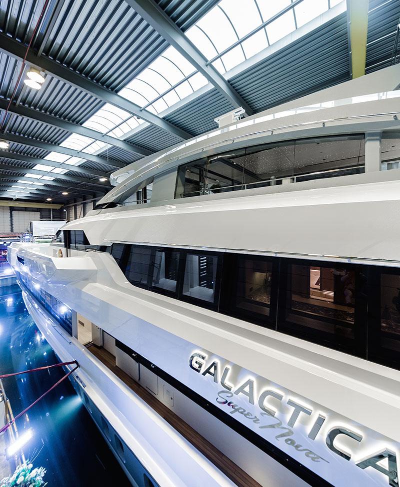 yachts middle east - Heesen Yachts - Galactica Super Nova