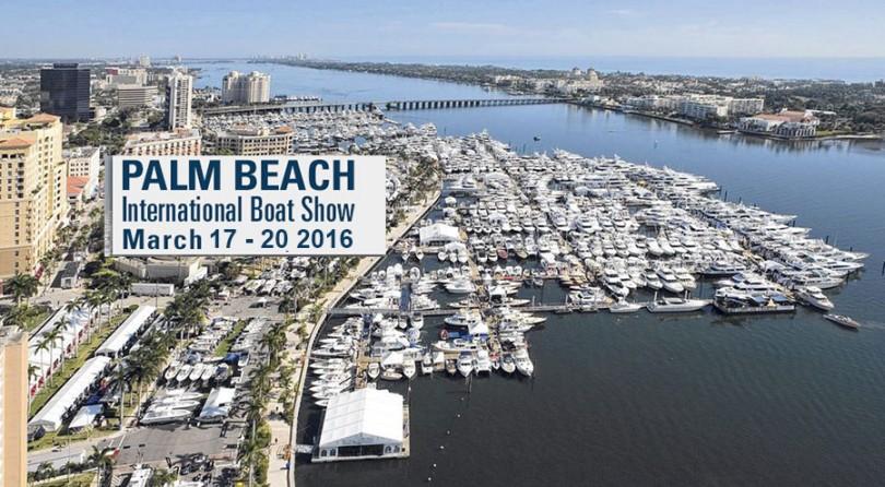 Palm Beach International Boat Show 2016