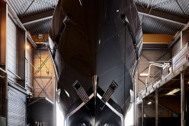 Heesen Yachts launches YN 17650 Project Akoya