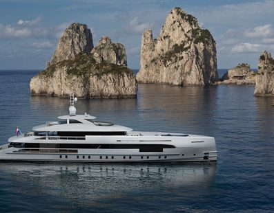 Commercial success at Heesen Yachts: 50m FDHF hybrid Project Nova is sold!