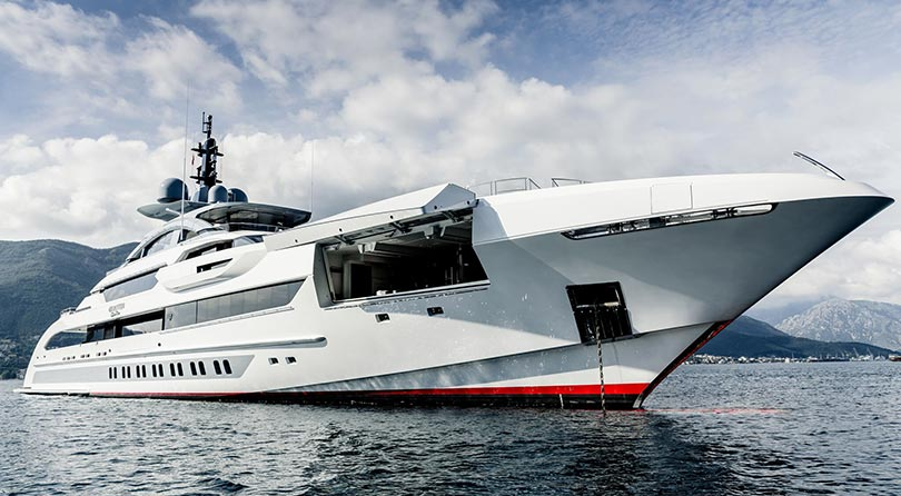 Yachts Middle East - Heesen Yachts - Galactica Super Nova wins 2 awards at the MYS 2016!