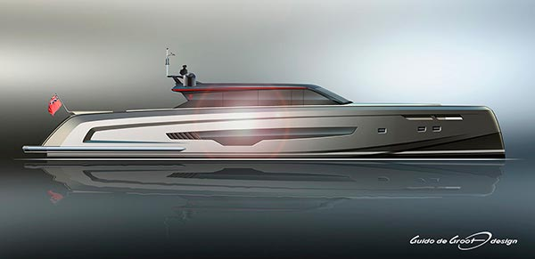 Yachts Middle East - Guido de Groot - Vanquish Yachts