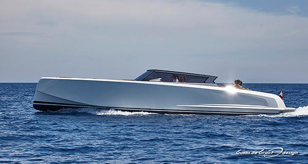 Yachts Middle East - Guido de Groot Design - Vanquish Yachts
