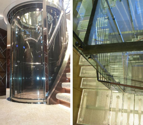 Yachts Middle East - Lift Emotion - Elevators for superyacht