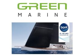 Visit Green Marine at Boot Dusseldorf!  You'll find our stand in Hall 7a at G07.