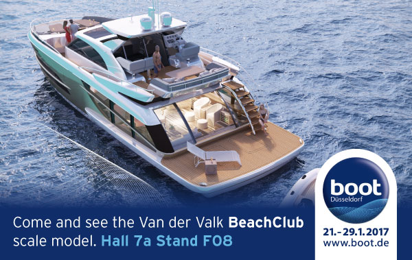 Yachts Middle East - Van der Valk BeachClub