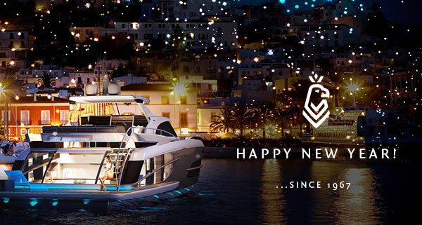 Yachts Middle East - Van der Valk - Happy New Year