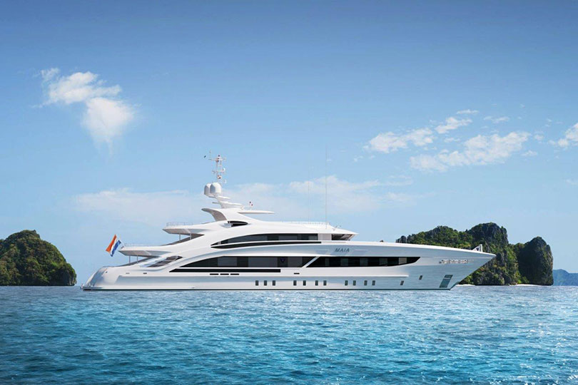 Yachts Middle East - Heesen Yachts - Maia yacht