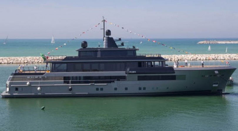 CRN launches the 134th hull in its history ' ATLANTE '