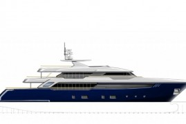 Two new letters of intent signed by CRN for the construction of two 44 metres megayachts