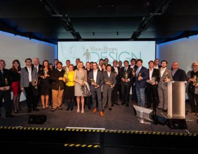 """M/Y CRN Chopi Chopi wins at """"World Yacht Trophy"""" 2014"""