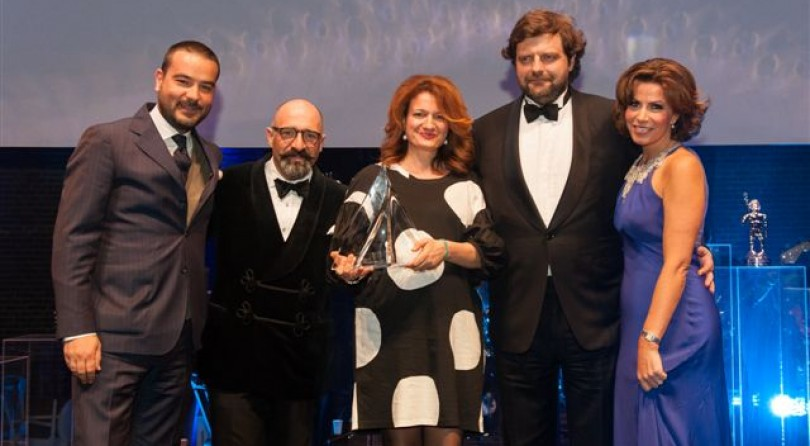 M/Y CRN Saramour 61m wins at The World Superyacht Awards