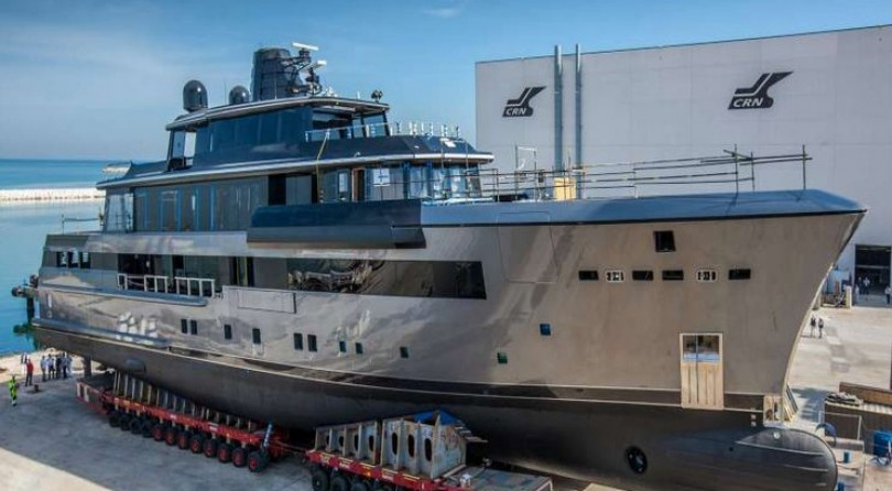 تقدم CRN مشاريع تصميم جديدة ليخوت ضخمة بطول 50 متر شبه مخصصة.