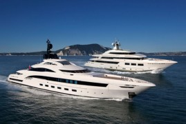 Two new CRN superyachts delivered in 2014