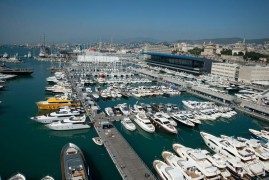Ferretti Group confirms its commitment to the italian market by taking part as a leader in Genoa International Boat Show with a fleet of 8 yachts, including two absolute premieres for Italy