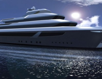 Latest 54m Superyacht SKUA54 concept by Ira Petromanolaki of IP.YD studio