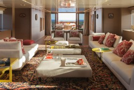 "CRN PRESENTS 61 METRE M/Y CRN 133 ""SARAMOUR"""