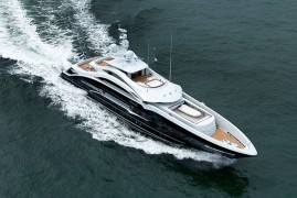 Heesen delivers YN 17350, M/Y Ann G 50m full-custom displacement motoryacht