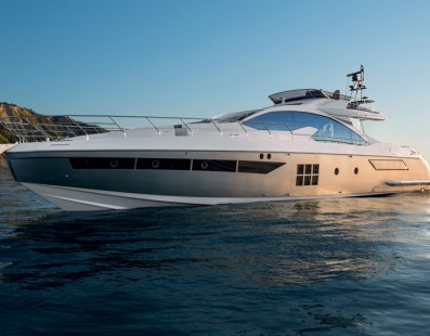 Azimut 77S Innovation for beauty's sake