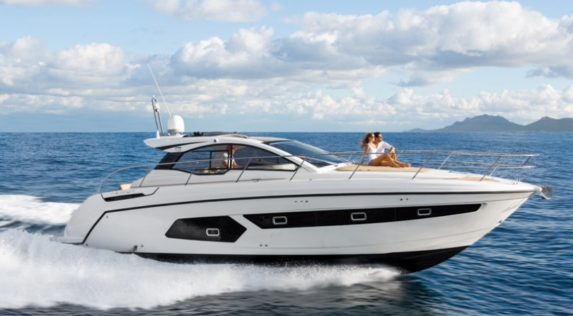Azimut Yachts introduces Azimut Atlantis 43