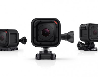 HERO4 Session new camera by GoPro