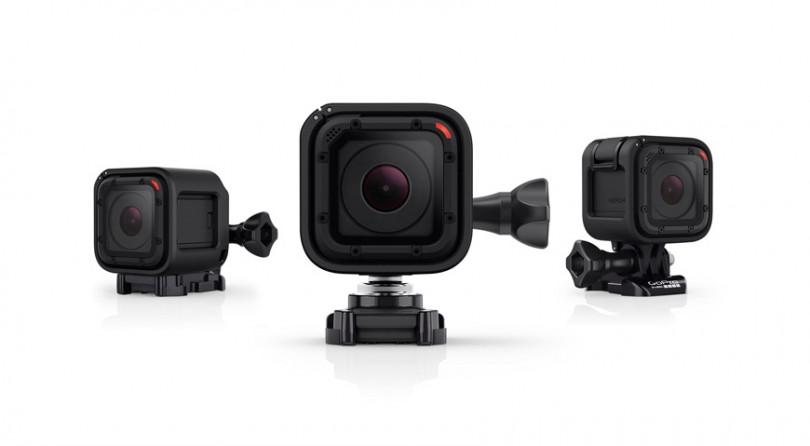 HERO4 Session، كاميرا جديدة من GoPro