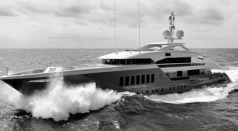 Heesen Yachts delivers YN 17255, M/Y Azamanta, 55m Fast Displacement