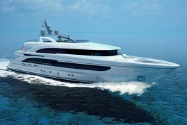45 Metres of Excellence – a Yacht with a Different Kind of Layout