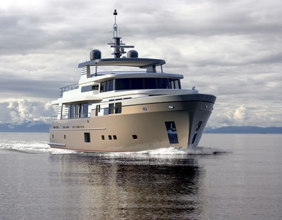 More than a Trawler, a Continental Trawler Yacht!