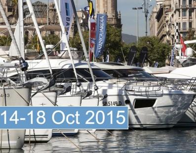 معرض القوارب الدولي في برشلونة