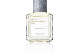 Perfume for luxury yacht by Maison Francis Kurkdjian