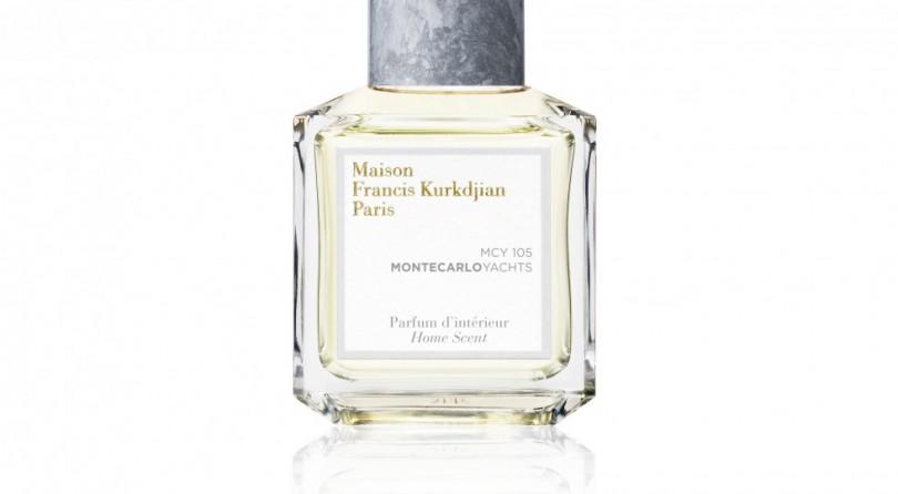 Perfume for luxury yacht by Maison Francis Kurkdjian