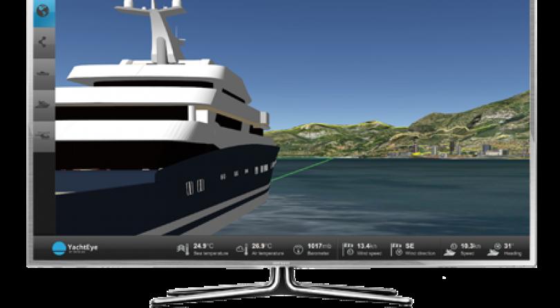 Oculus Technologies: YachtEye