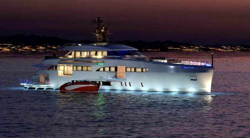 The New Wider 165 50meter  by Wider Yachts