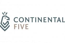 Van der Valk unveils new Continental Five range