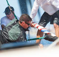 حقق إطلاق Unfurled الجديد إنتصاراً في أول سباق له في St Barths Bucket