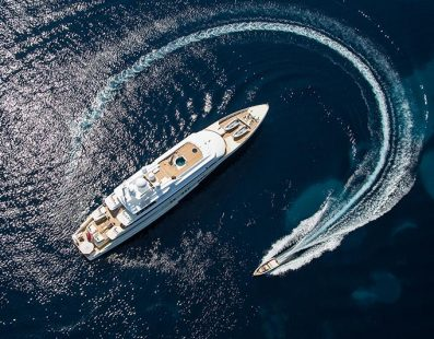 Lürssen presents Coral Ocean at the Monaco Yacht Show 2016. A 22 year old Lady still looks magnificent!