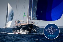 Claasen Classics shine in the Superyacht Cup