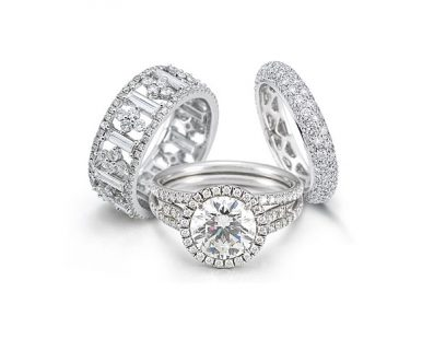 Diamonds & Engagement