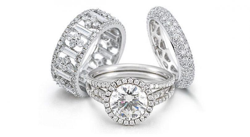 Diamonds & Engagement