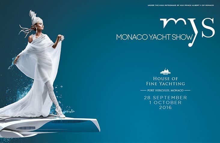 THE MONACO YACHT SHOW