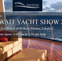 KUWAIT YACHT SHOW 2017