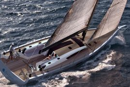 Baltic 67 Sailing Yacht