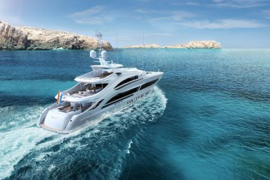 Heesen unveils Project Maia, 50m steel displacement motoryacht