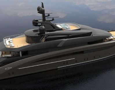CRN UNVEILS THE CONCEPT OF ITS NEW 62-METRE YACHT, CURRENTLY UNDER CONSTRUCTION