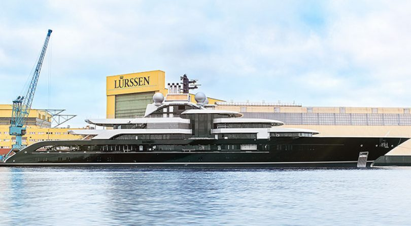 Lürssen launched project Thunder