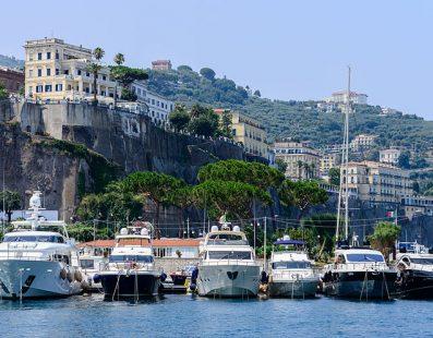 An Overview of European Marinas