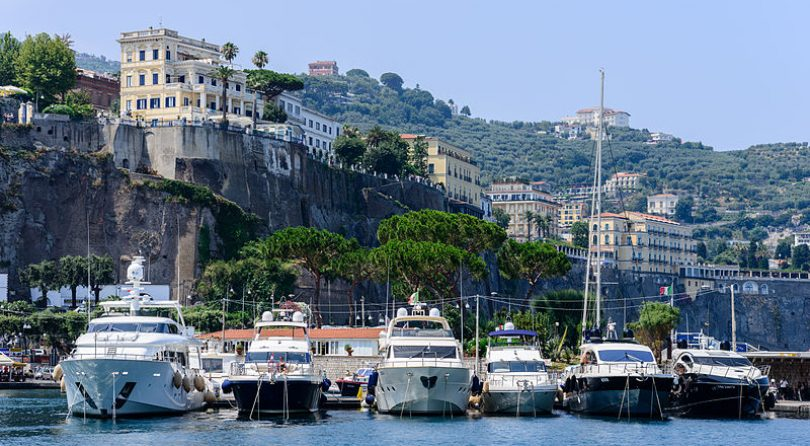 An Overview of European Marinas